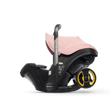 Doona Group 0+ Car Seat Stroller - Blush Pink 6