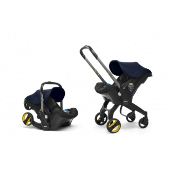 Doona Group 0+ Car Seat Stroller - Royal Blue 3