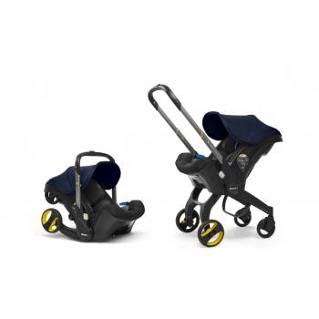 Doona Group 0+ Car Seat Stroller - Royal Blue 3