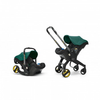 Doona Group 0+ Car Seat Stroller - Racing Green 3