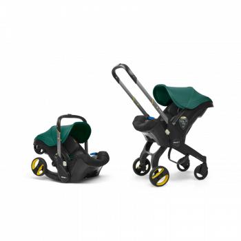 Doona Group 0+ Car Seat Stroller - Racing Green 3