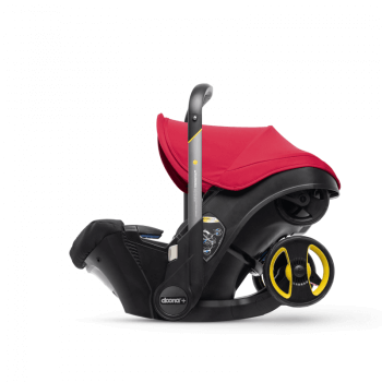 Doona Group 0+ Car Seat Stroller - Flame Red 7