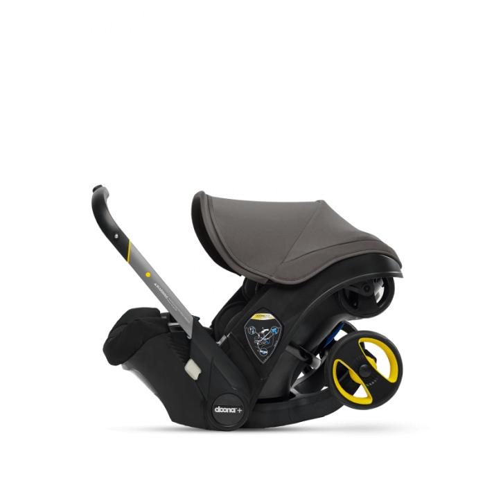 Doona Group 0+ Car Seat Stroller - Urban Grey 3