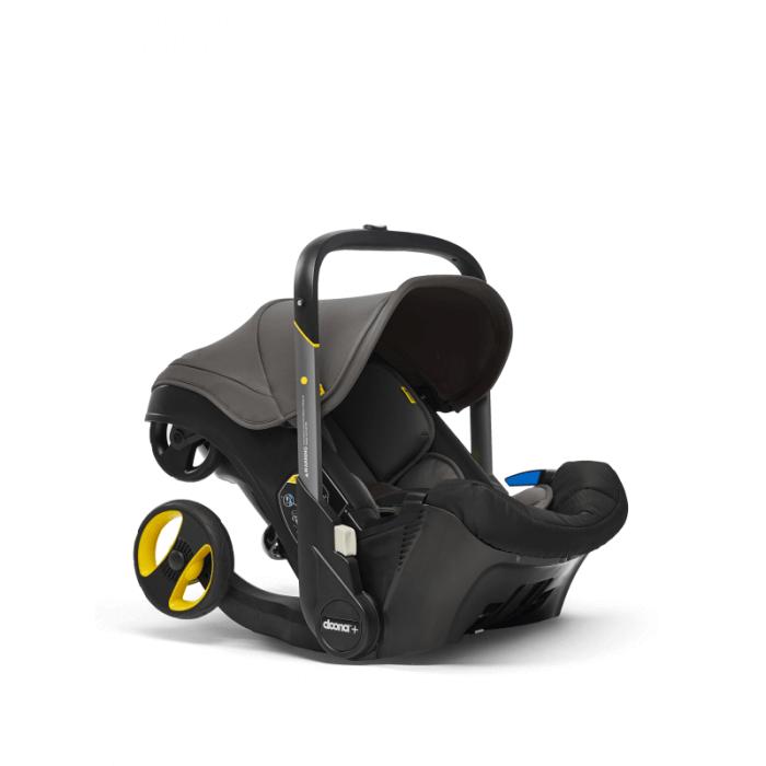 Doona Group 0+ Car Seat Stroller - Urban Grey 4