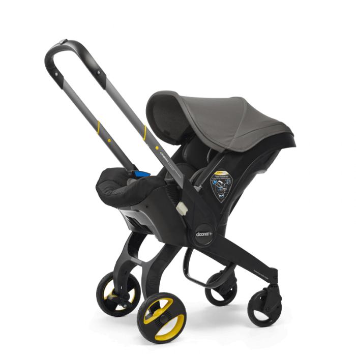 Doona Group 0+ Car Seat Stroller - Urban Grey 5