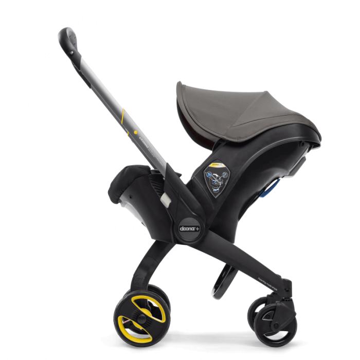 Doona Group 0+ Car Seat Stroller - Urban Grey 6