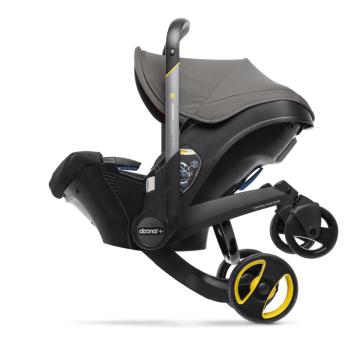 Doona Group 0+ Car Seat Stroller - Urban Grey 7