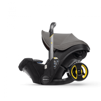 Doona Group 0+ Car Seat Stroller - Urban Grey 8