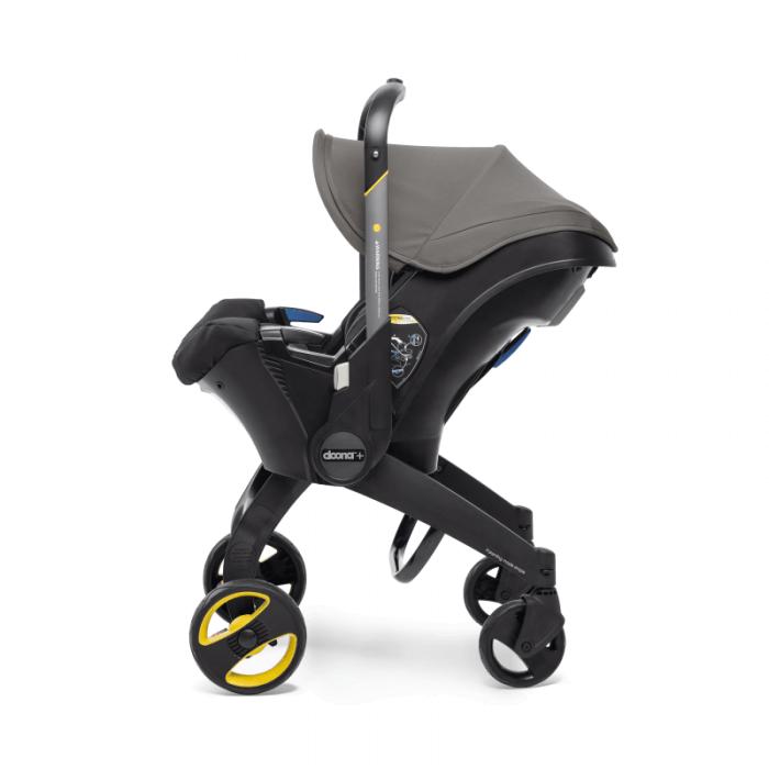 Doona Group 0+ Car Seat Stroller - Urban Grey 9