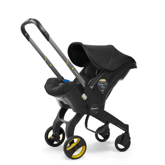 Doona Group 0+ Car Seat Stroller - Nitro Black 6