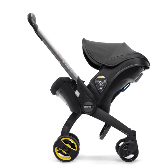 Doona Group 0+ Car Seat Stroller - Nitro Black 7