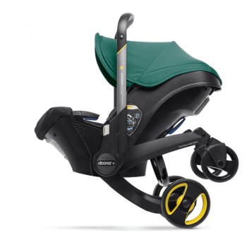 Doona Group 0+ Car Seat Stroller - Racing Green 10