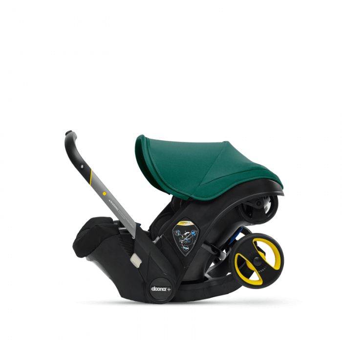 Doona Group 0+ Car Seat Stroller - Racing Green 4