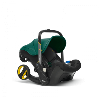 Doona Group 0+ Car Seat Stroller - Racing Green 5