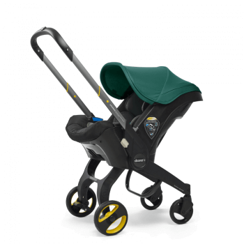 Doona Group 0+ Car Seat Stroller - Racing Green 6