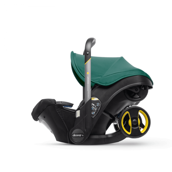 Doona Group 0+ Car Seat Stroller - Racing Green 8
