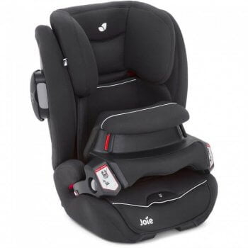Joie Transcend Car Seat Group 123 ISOFIX Tuxedo