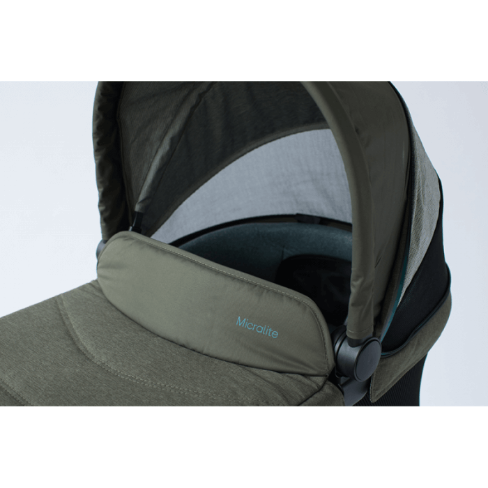 Micralite Carrycot Everygreen 3