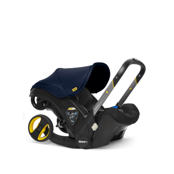 Doona Group 0+ Car Seat Stroller - Royal Blue 1