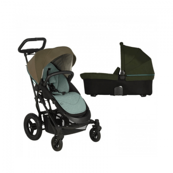 SmartFold Travel System Micralite Evergreen