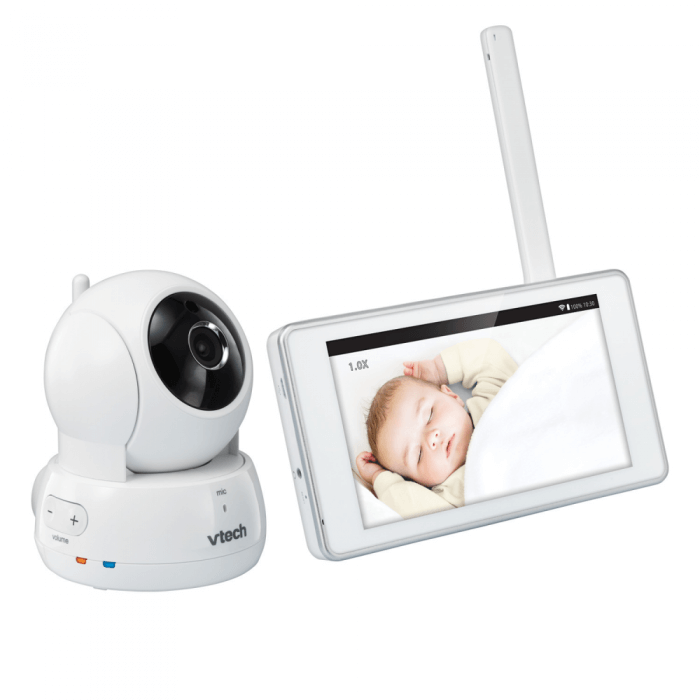 Vtech Safe & Sound Tablet Baby Monitor BM6000 2