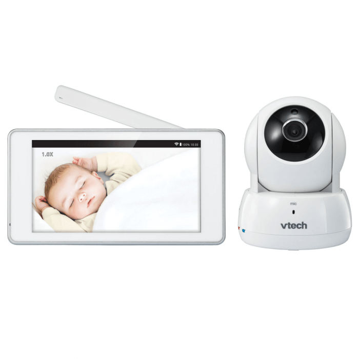 Vtech Safe & Sound Tablet Baby Monitor BM6000 4