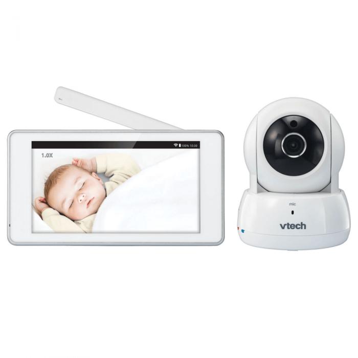 Vtech Safe & Sound Tablet Baby Monitor BM6000 5