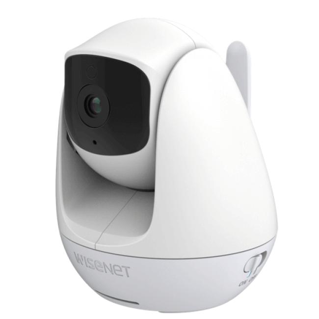 Wisenet Video Baby Monitor SEW-3049WPCU 4
