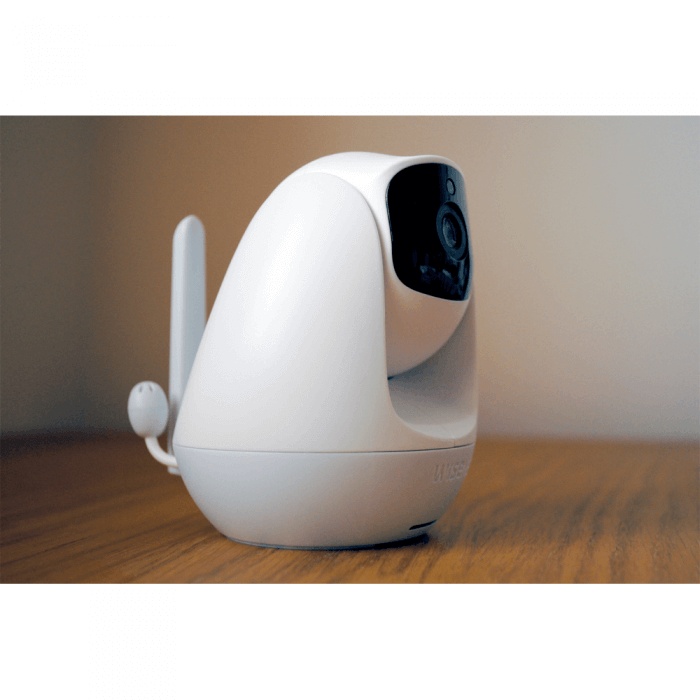 Wisenet Video Baby Monitor SEW-3049WPCU 6