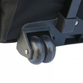 JL Childress Wheelie Car Seat Travel Bag - Black 4