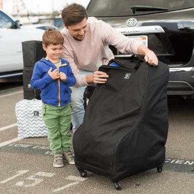 Jl Childress Ultimate Car Seat Travel, Jl Childress Car Seat Bag