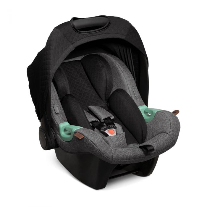 Tulip Car Seat Asphalt Cover Up