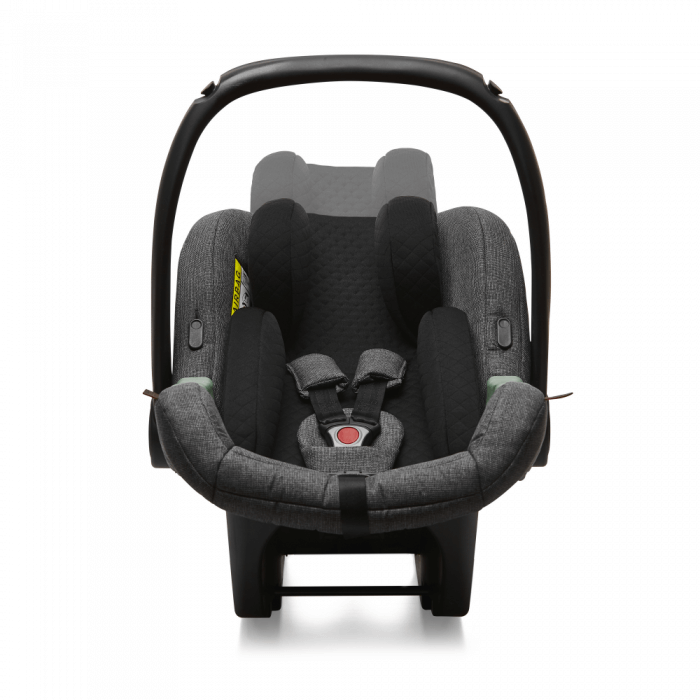 Tulip Car Seat Asphalt Front View Moving Headrest
