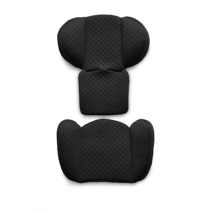 Tulip Car Seat Black Cushion