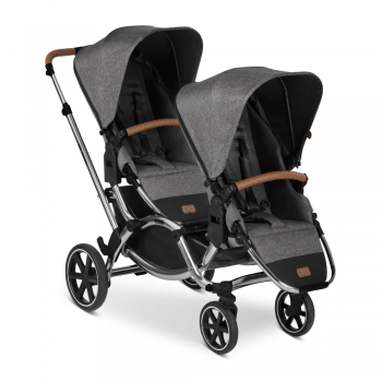 ABC Design Zoom Double Tandem Pushchair Overview