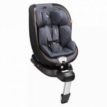 Mee-go Swirl i-Size 360 Car Seat Caramel