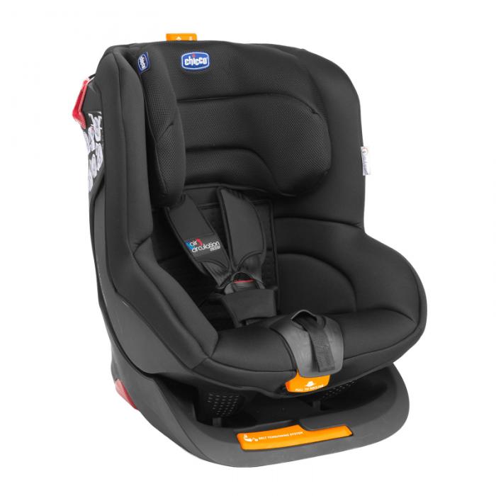 Chicco Oasys Group 1 Evo Car Seat – Black