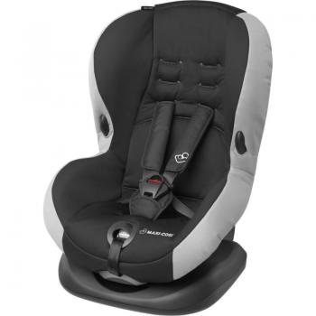 Maxi-Cosi Priori SPS Group 1 Car Seat – Metal Black