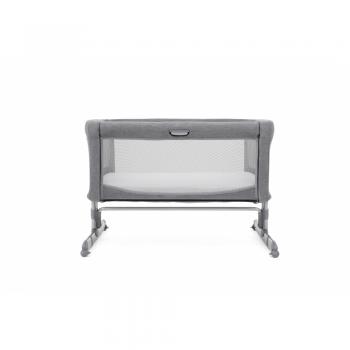Joie Roomie Side Sleeping Crib - Grey Flannel down 3