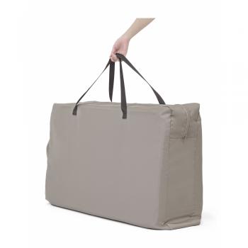 Joie Roomie Side Sleeping Crib - Walnut bag