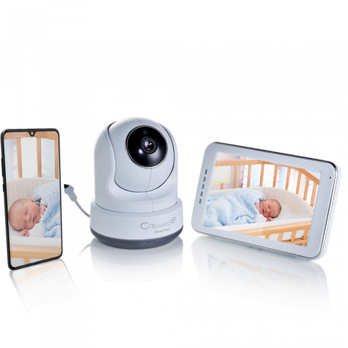 Callowesse Smartview WiFi Baby Monitor