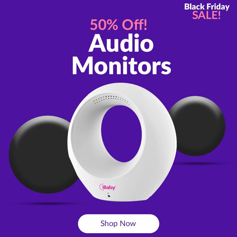 Audio Monitors Black Friday