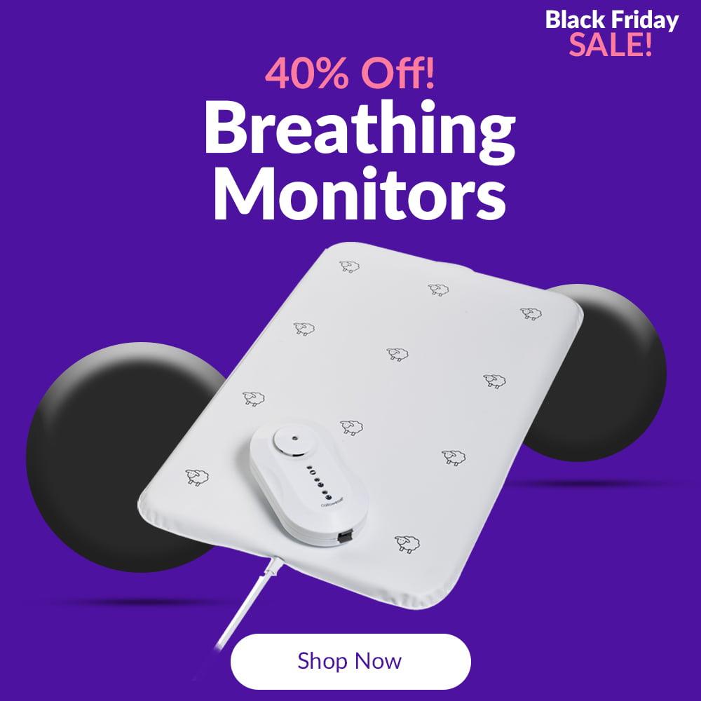 Breathing Monitoring Black Friday