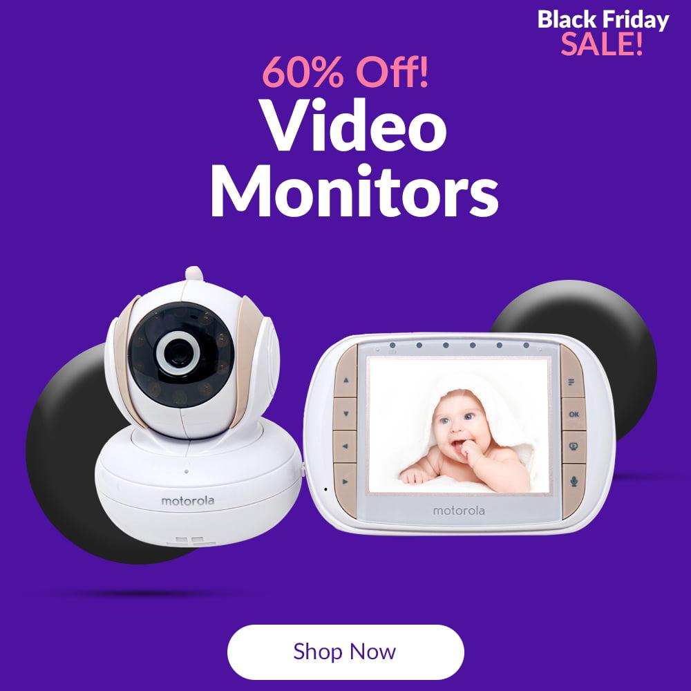 Video Monitors Black Friday