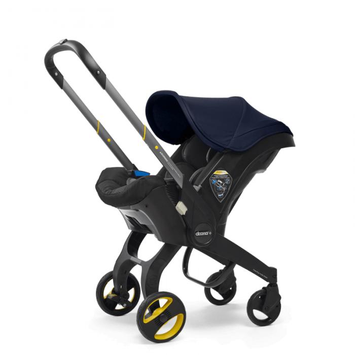 doona royal blue stroller