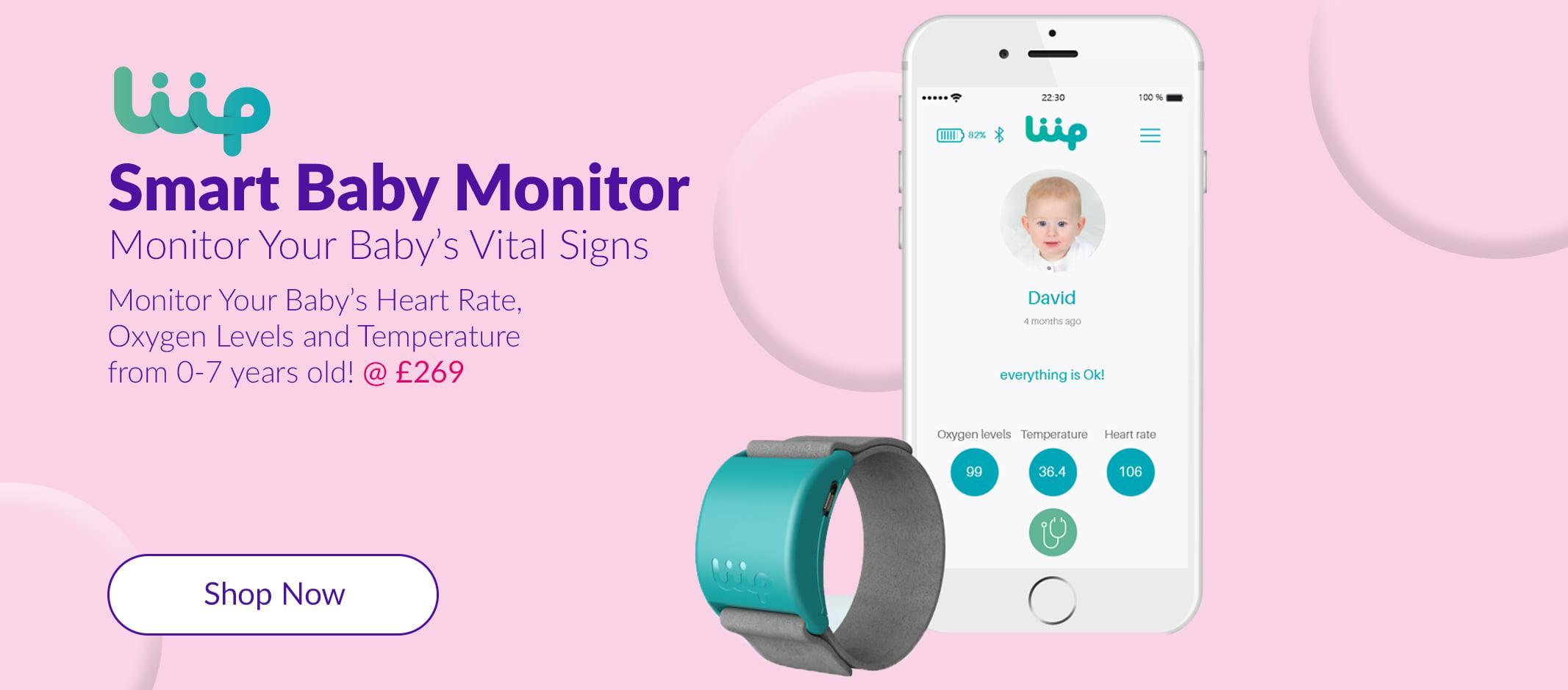 Liip Baby Monitor