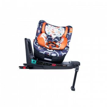 Cosatto RAC Come And Go i-Rotate i-Size Car Seat – Road Trip