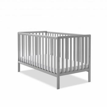 Bantam Cot Bed- Warm Grey- Main Image