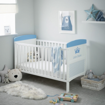 Grace Inspire Cot Bed- Little Prince- Lifestyle