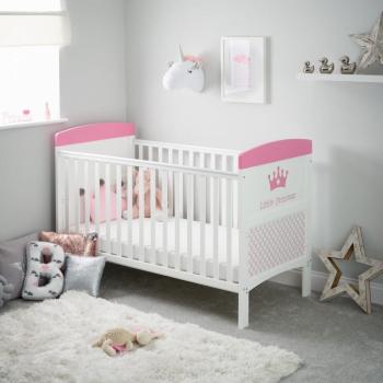 Grace Inspire Cot Bed- Little Princess- Lifestyle Image